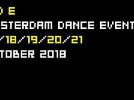 Amsterdam Dance Event 2018 Guide