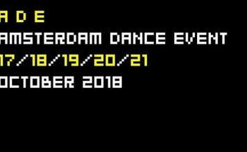 Amsterdam Dance Event 2018 Guide
