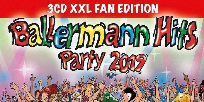 Ballermann Hits Party 2019 Tracklist Tracklist Club