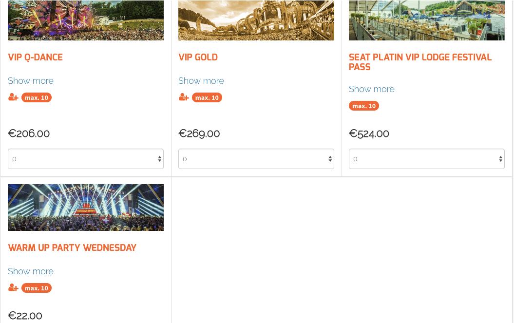 Electric Love Festival 2019 Tickets Festivalpass Preise 2