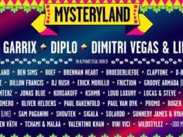Mysteryland 2019