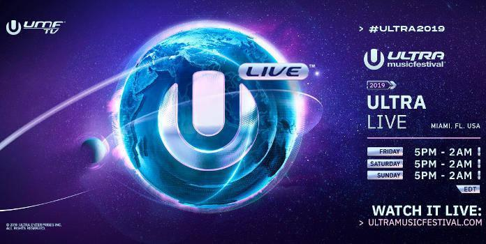 Ultra Music Festival 2019 Livestream