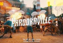 Parookaville 2019 Timetable